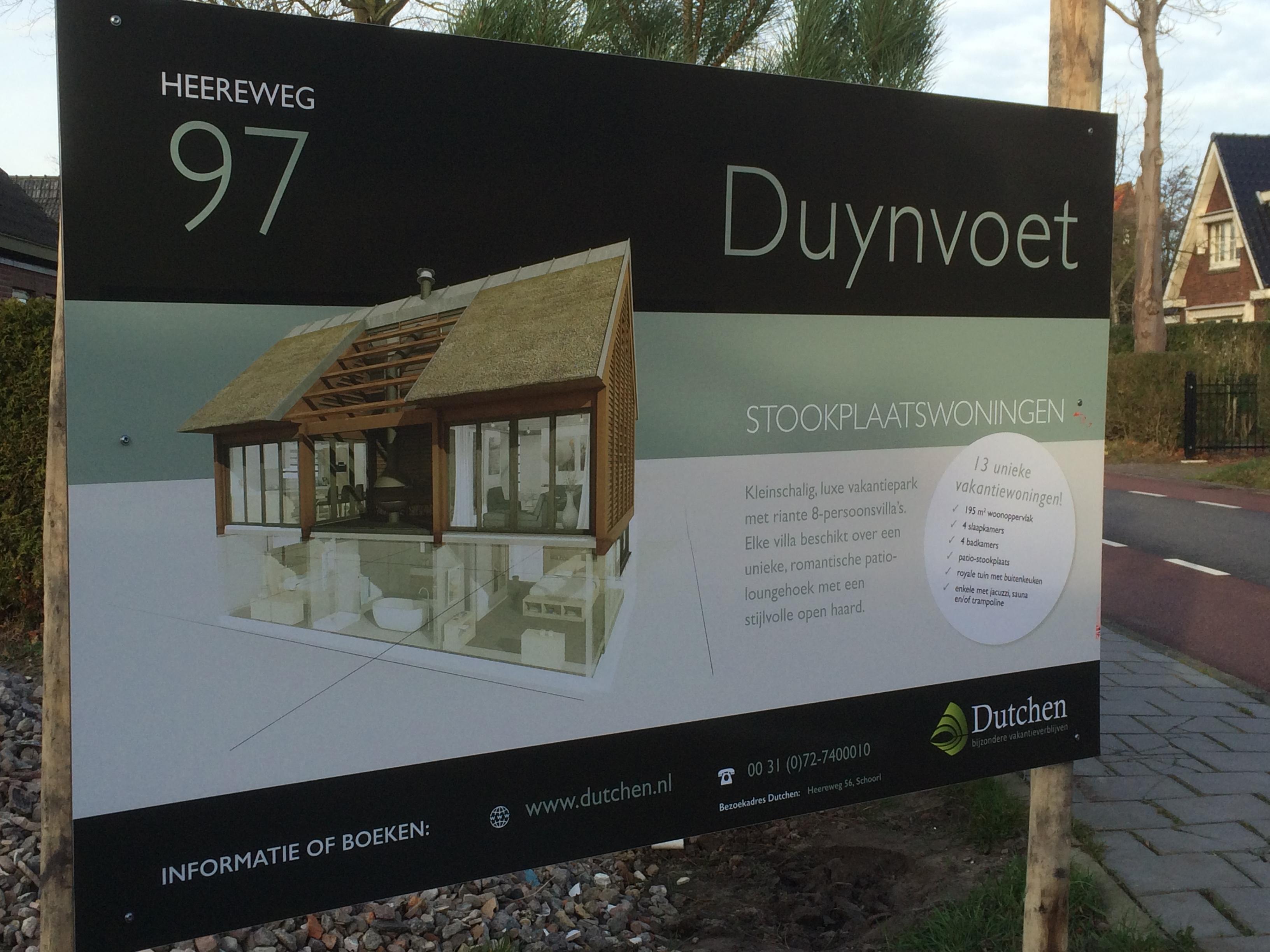Vakantiewoning Schoorl project Duynvoet