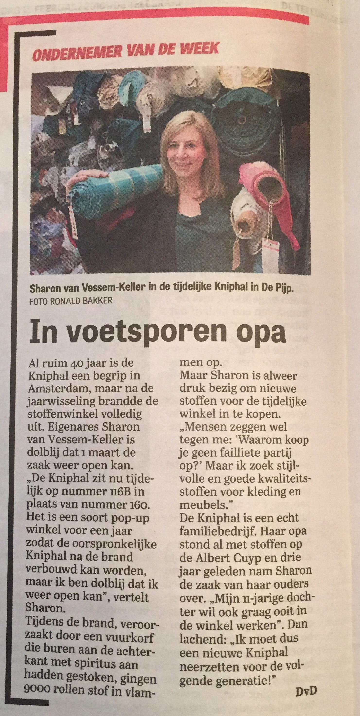 Kniphal Telegraaf